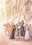 vanyar tolkien silmarillion watercolour