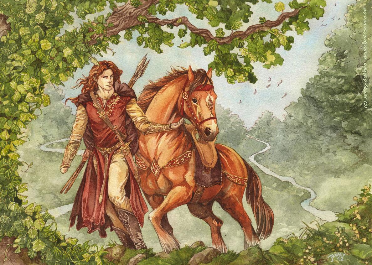 Толкин имя эльфов 13 фотография