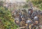 Battle in Teutoburg Forest
