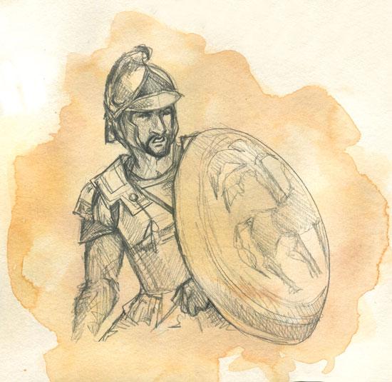 Maharbal, Hannibal's second in command.