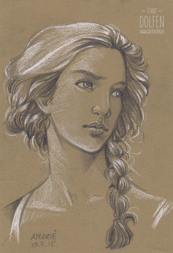 'Amarië' by Jenny Dolfen