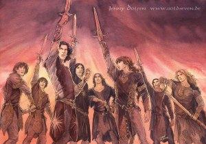 The Oath of Fëanor