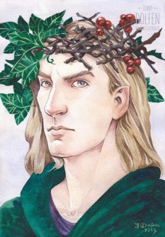 Winter Thranduil