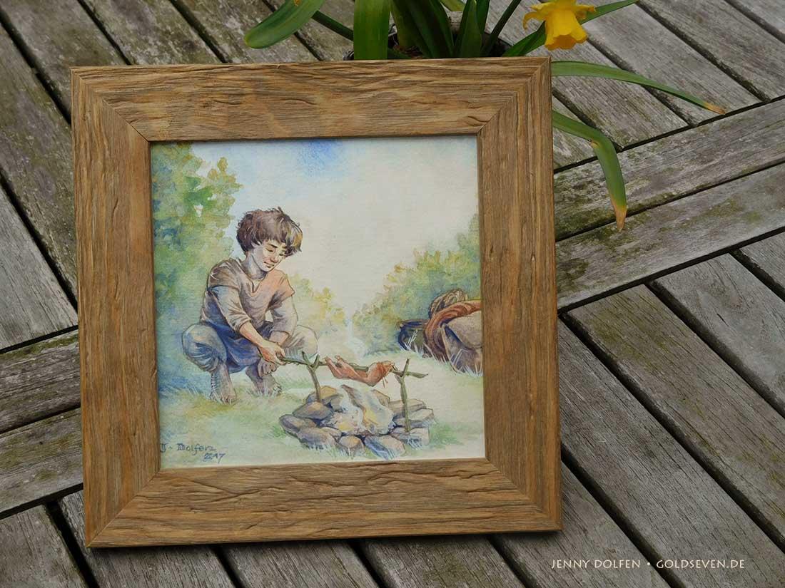 rabbit_framed